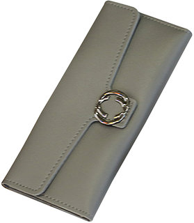 ZELP Roud Ring PU Wallet