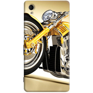 FurnishFantasy Back Cover for Sony Xperia M4 - Design ID - 0225