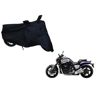 Himmlisch Premium Black Bike Body Cover For Yamaha Vmax