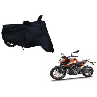 Himmlisch Premium Black Bike Body Cover For KTM 250 Duke