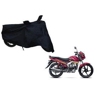 Himmlisch Premium Black Bike Body Cover For Mahindra Centuro