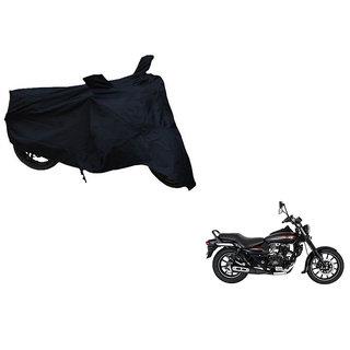 Himmlisch Shield Premium  Black Bike Body Cover For Bajaj Avenger 220 Street