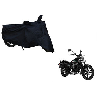 Himmlisch Shield Premium  Black Bike Body Cover For Bajaj Avenger 220 Cruise