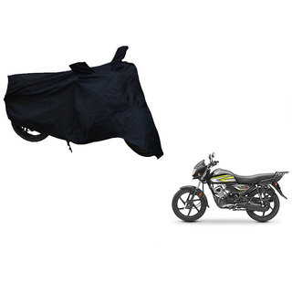 Himmlisch Premium Black Bike Body Cover For Honda CD 110 Dream