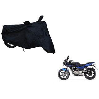 Himmlisch Shield Premium  Black Bike Body Cover For Bajaj Pulsar 220F