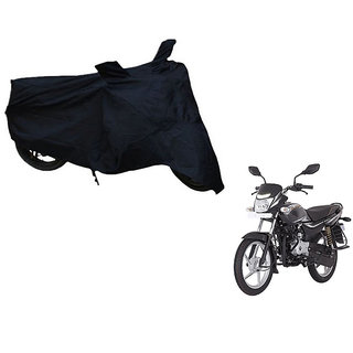 Himmlisch Shield Premium  Black Bike Body Cover For Bajaj Platina