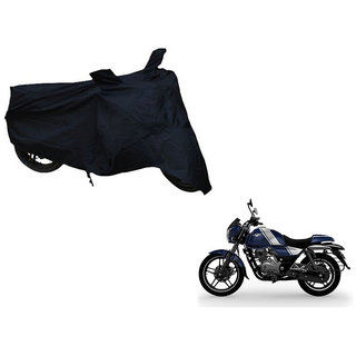 Himmlisch Shield Premium  Black Bike Body Cover For Bajaj V12