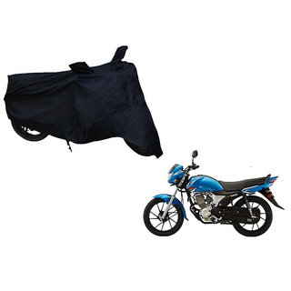Himmlisch Shield Premium  Black Bike Body Cover For Yamaha Saluto RX