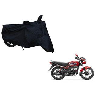 Himmlisch Shield Premium  Black Bike Body Cover For Hero Passion PRO i3s