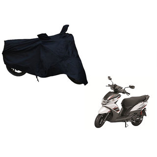 Himmlisch Shield Premium  Black Bike Body Cover For Yamaha Ray-Z