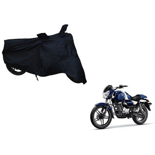 Himmlisch Shield Premium  Black Bike Body Cover For Bajaj V15