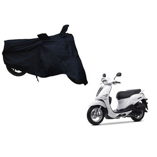 Himmlisch Shield Premium  Black Bike Body Cover For Yamaha Alpha