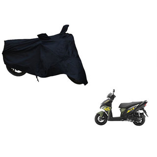 Himmlisch Shield Premium  Black Bike Body Cover For Yamaha Cygnus Ray ZR