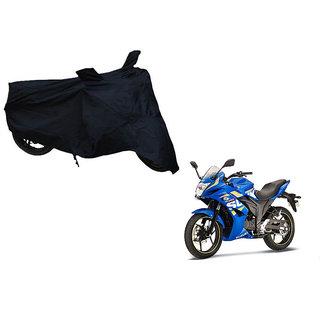 Himmlisch Shield Premium  Black Bike Body Cover For Suzuki Gixxer SF