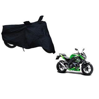 Himmlisch Shield Premium  Black Bike Body Cover For Kawasaki Z250