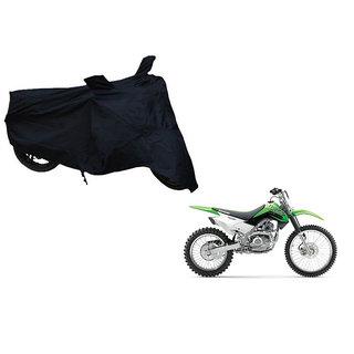 Himmlisch Shield Premium  Black Bike Body Cover For Kawasaki KLX 160G