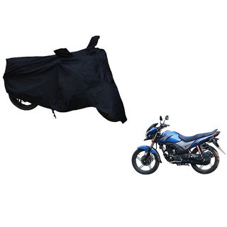 Himmlisch Shield Premium  Black Bike Body Cover For Honda CB ShineSP