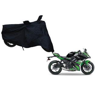 Himmlisch Shield Premium  Black Bike Body Cover For Kawasaki Ninja 650
