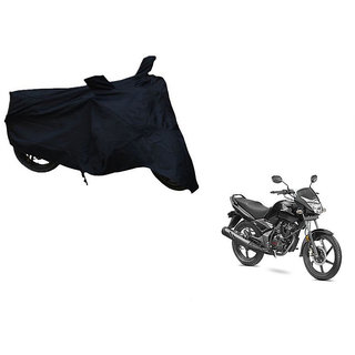 Himmlisch Shield Premium  Black Bike Body Cover For Honda CB Unicorn 150