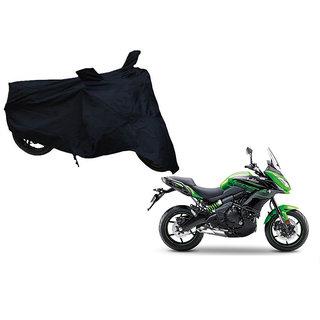 Himmlisch Shield Premium  Black Bike Body Cover For Kawasaki Versys 650