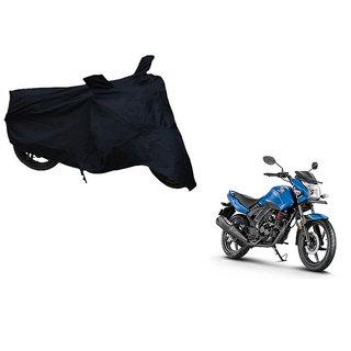 Himmlisch Shield Premium  Black Bike Body Cover For Honda CB Unicorn 160