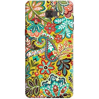 FurnishFantasy Back Cover for Samsung Galaxy C7 - Design ID - 0973