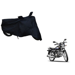 Himmlisch Shield Premium  Black Bike Body Cover For Hero Splendor PRO
