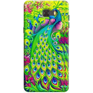 FurnishFantasy Back Cover for Samsung Galaxy C7 - Design ID - 1025