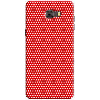 FurnishFantasy Back Cover for Samsung Galaxy C7 - Design ID - 1094