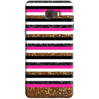 FurnishFantasy Back Cover for Samsung Galaxy C7 - Design ID - 1137