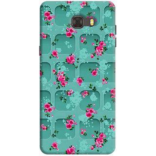 FurnishFantasy Back Cover for Samsung Galaxy C7 - Design ID - 1119