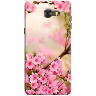 FurnishFantasy Back Cover for Samsung Galaxy C7 - Design ID - 1147