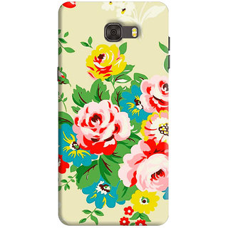 FurnishFantasy Back Cover for Samsung Galaxy C7 - Design ID - 1165