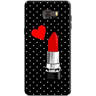 FurnishFantasy Back Cover for Samsung Galaxy C7 - Design ID - 1171