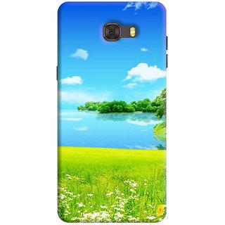 FurnishFantasy Back Cover for Samsung Galaxy C7 - Design ID - 1223