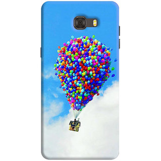 FurnishFantasy Back Cover for Samsung Galaxy C7 - Design ID - 1225