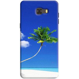 FurnishFantasy Back Cover for Samsung Galaxy C7 - Design ID - 1226
