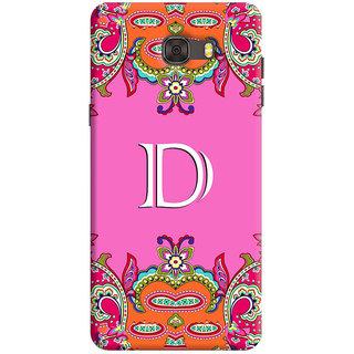 FurnishFantasy Back Cover for Samsung Galaxy C7 - Design ID - 1250