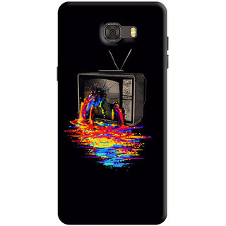 FurnishFantasy Back Cover for Samsung Galaxy C7 - Design ID - 1232