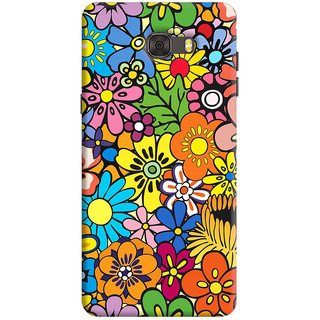 FurnishFantasy Back Cover for Samsung Galaxy C7 - Design ID - 1233