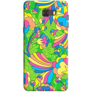 FurnishFantasy Back Cover for Samsung Galaxy C7 - Design ID - 1235