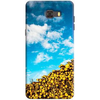 FurnishFantasy Back Cover for Samsung Galaxy C7 - Design ID - 1242
