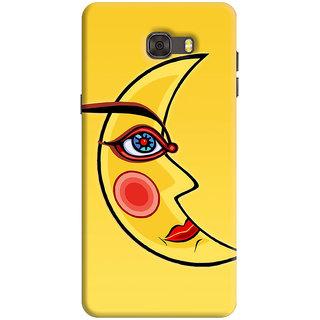FurnishFantasy Back Cover for Samsung Galaxy C7 - Design ID - 1243