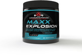 Maxx Explosion Pre Workout Orange Flav