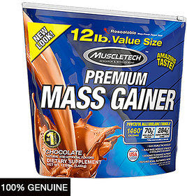 Muscletech Mass Gainer 12Lbs Vanilla