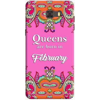 FurnishFantasy Back Cover for Samsung Galaxy C7 - Design ID - 1348