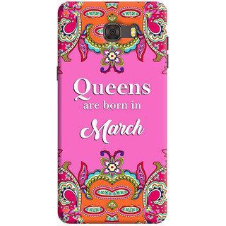 FurnishFantasy Back Cover for Samsung Galaxy C7 - Design ID - 1349