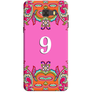 FurnishFantasy Back Cover for Samsung Galaxy C7 - Design ID - 1367