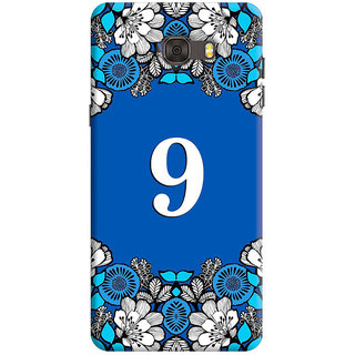 FurnishFantasy Back Cover for Samsung Galaxy C7 - Design ID - 1398