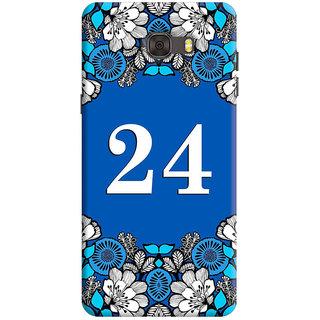 FurnishFantasy Back Cover for Samsung Galaxy C7 - Design ID - 1413